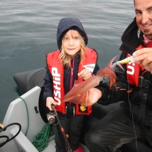 Il n'y a pas d'âge pour apprendre à pêcher !