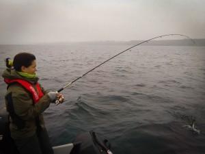 Valerie teste la Golden Bay sakura