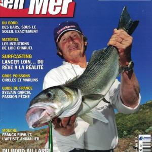 Lorient Passion Pêche à l'honneur dans le magazine «Pêche en Mer»