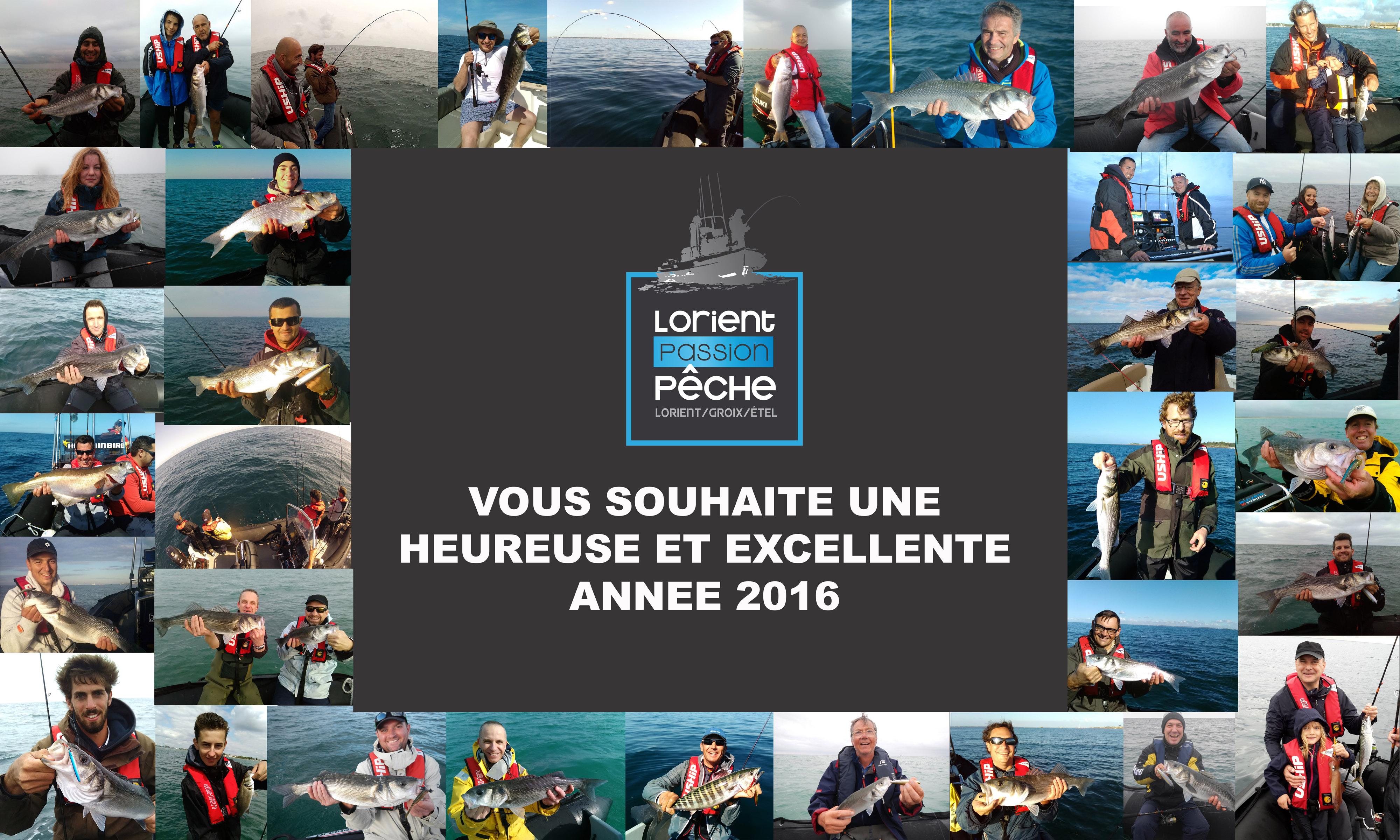 Meilleurs voeux 2016 lorient passion p che moniteur for Meilleur moniteur 2016
